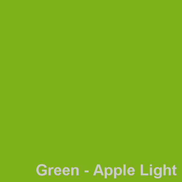 Dyed Colour - Green Apple Light P244D