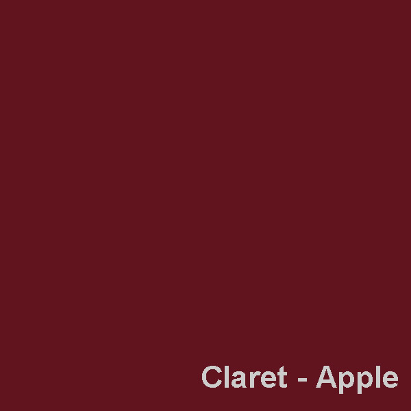 Dyed Colour - Claret Apple P229