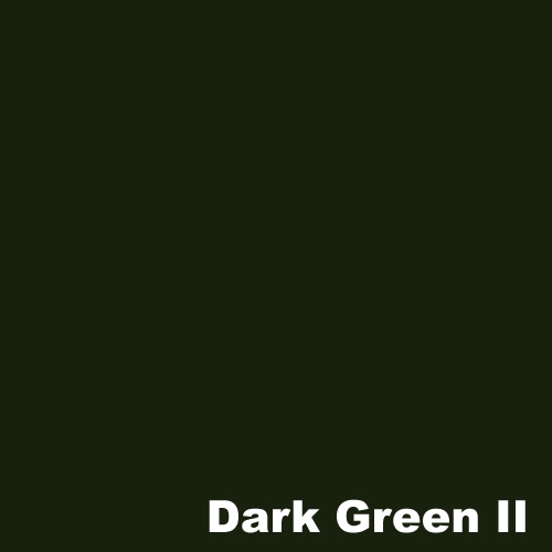 Dyed Colour - Green Dark II P166