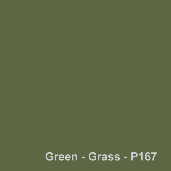Dyed Colour - Green Grass P167