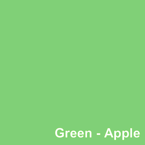 Dyed Colour - Green Apple P244