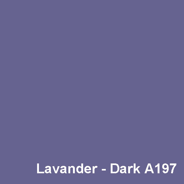 Dyed Colour - Lavender Dark A197