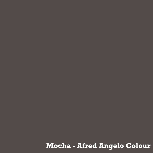 Dyed Colour - Mocha Afred Angelo