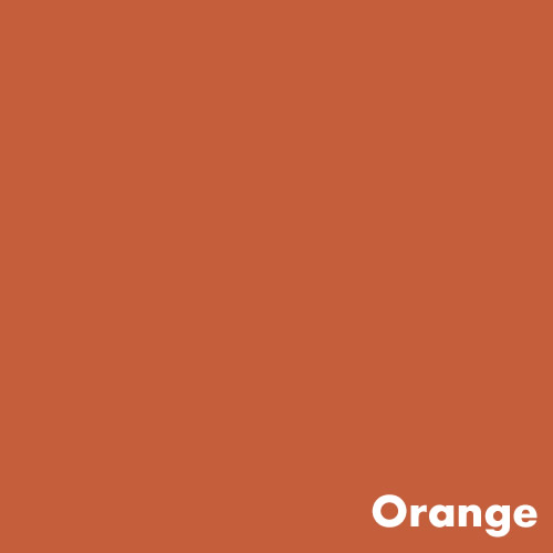 Dyed Colour - Orange P261