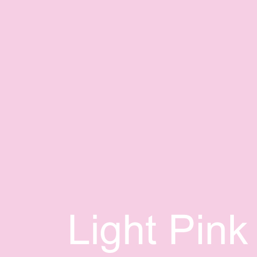 Dyed Colour - Pink Light T508