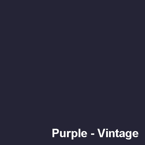 Dyed Colour - Purple Vitange A201