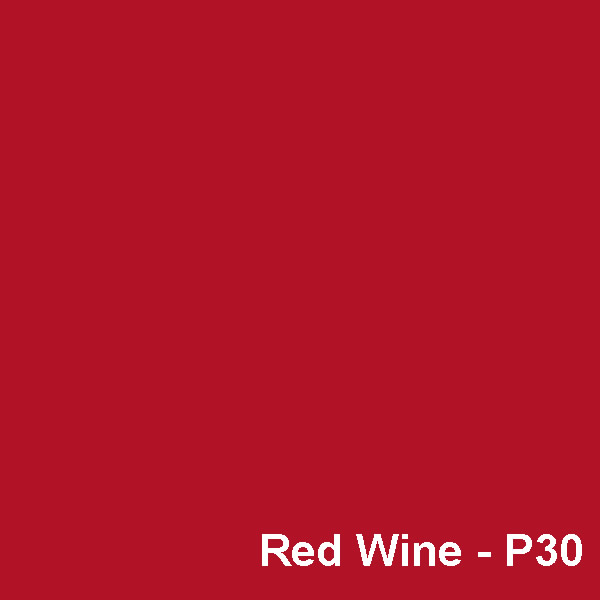 Dyed Colour - Red Wine P30