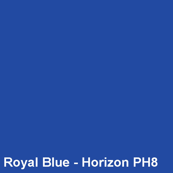 Dyed Colour - Blue Royal Horizon