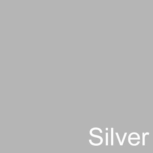 Dyed Colour - Silver A616