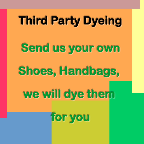 Third Party Dyeing