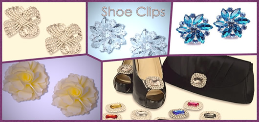 Shoe Clip Accessories Give
