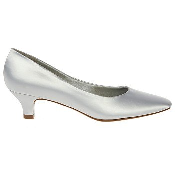 Dyeables Womens Abbey Pump